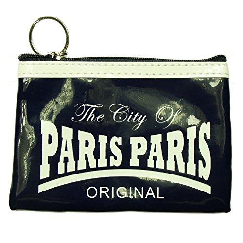 Porte-monnaie Paris Robin Ruth - Noir