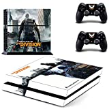 Gaming - PS4 Skin Console and 2 Controller, Vinyl Decal Sticker Full Cover Protective by Tullia