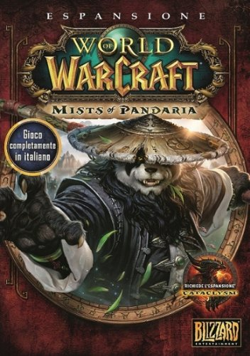 World Of Warcraft (WoW): Mists Of Pandaria