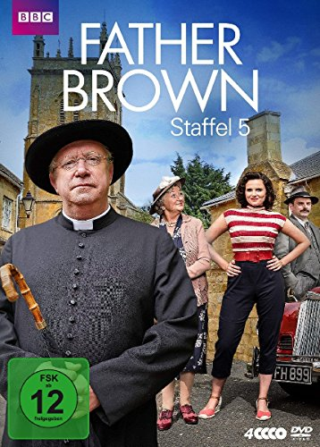 Father Brown - Staffel 5 [4 DVDs]