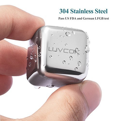 Stell Ice Cubes 6