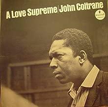 John Coltrane ~ A Love Supreme LP Vinyl Record (44998)