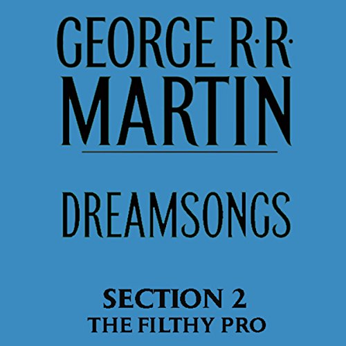 Dreamsongs, Section 2 audiobook cover art