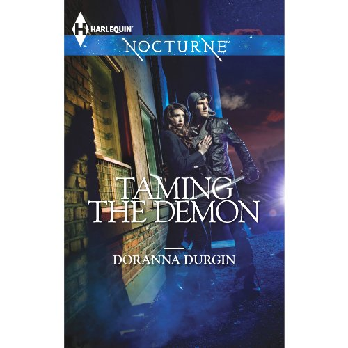 Taming the Demon audiobook cover art