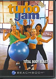 Turbo Jam Total Body Blast by Chalene Johnson