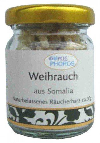Räucherharz Weihrauch Somalia 30g
