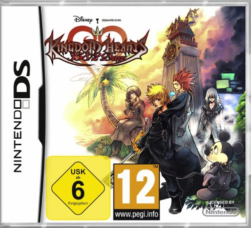 Kingdom Hearts 358/2 Days [Software Pyramide] - [Nintendo DS]