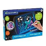 Discovery MagicaLed dibujar, infantil, tableta dibujo, pizarrailuminosaniños...
