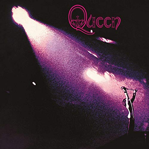 Queen - (Limited Black Vinyl) [Vinyl LP]