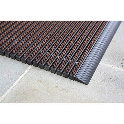 Mats Inc. World's Best Outdoor Mats, 2' x 3', Brown