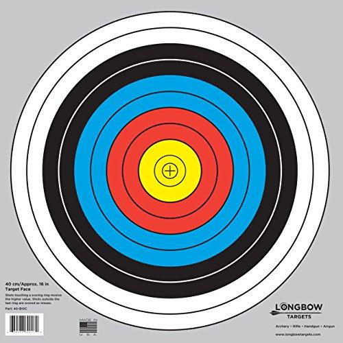 Archery 40cm Targets Longbow Approx