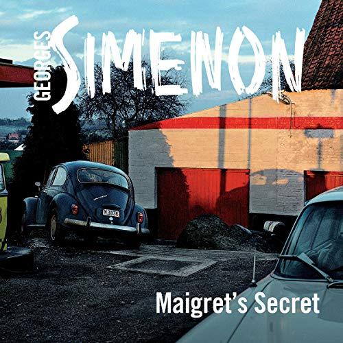Maigret's Secret audiobook cover art