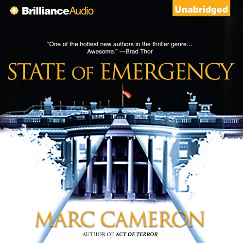 State of Emergency Audiobook By Marc Cameron cover art