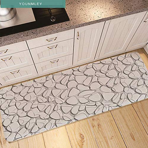 N/X tapijt Anti-slip Tapijt voor woonkamer Ruimte Tapijten Keuken Mat Deurmat Badmat in De Gang