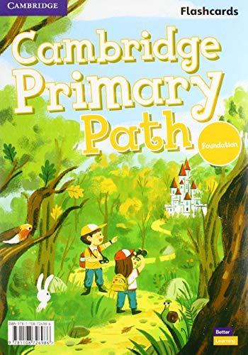 Cambridge Primary Path Foundation Level Flashcards