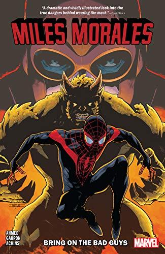 Miles Morales Vol. 2: Bring On The Bad Guys (Miles Morales: Spider-Man (2018-)) (English Edition)