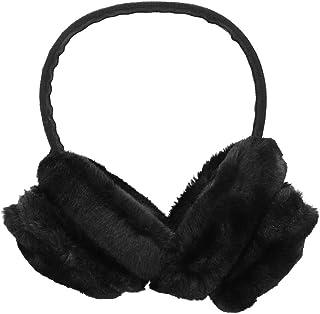 Earmuffs Foldable Ear Warmers Plush Winter Earmuffs Windproof for Women Girls