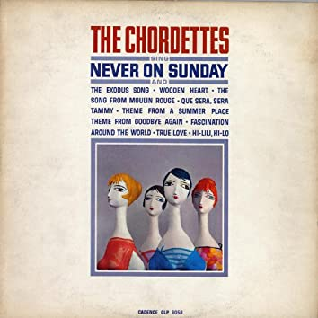 Never On Sunday (Songs From Movies)