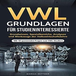 VWL Grundlagen für Studieninteressierte Titelbild