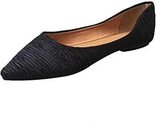 Best women's embroidered flats Reviews