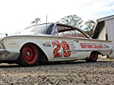 Retro NASCAR-Inspired 1960 Ford Starliner
