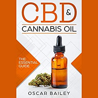 CBD & Cannabis Oil: The Essential Guide audiobook cover art