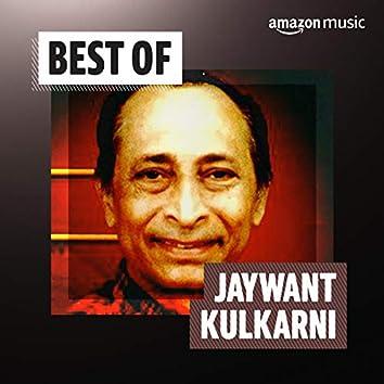 Best of Jaywant Kulkarni