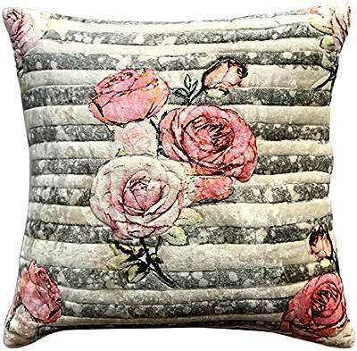 Amazon.com: Par de fundas de almohada de algodón de 525 ...