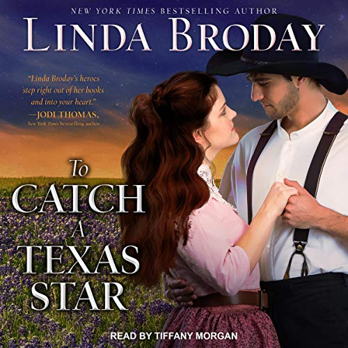 To Catch a Texas Star audiobook cover art
