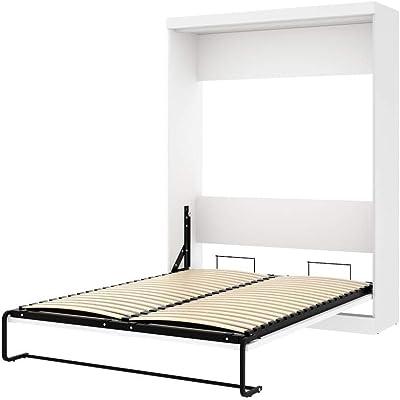 Bestar Queen Murphy Bed, Pur Collection