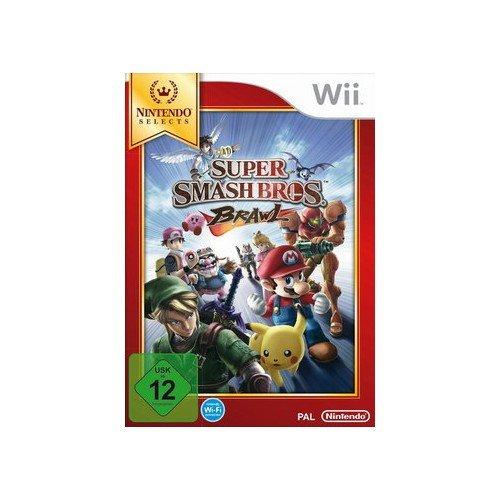 Super Smash Brothers Brawl Wii