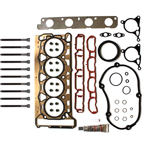ANPART Automotive Replacement Parts Engine Kits Head Gasket Set Bolts Fit: for Volkswagen Tiguan