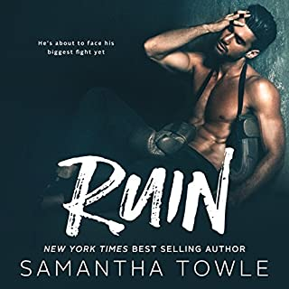 Ruin                   By:                                                                                                                                 Samantha Towle                               Narrated by:                                                                                                                                 Lee Samuels,                                                                                        Summer Morton                      Length: 9 hrs and 9 mins     11 ratings     Overall 4.6