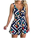 Cardigo Rompers for Women Dressy Summer Plus Size...
