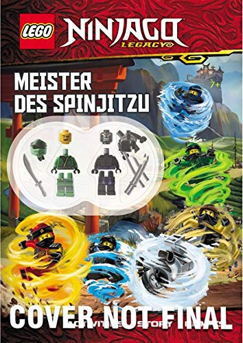 LEGO NINJAGO - Meister des Spinjitzu