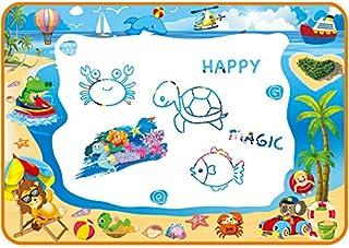 Water Doodle Mat for Toddler - Aqua Magic Mat Provides Hours of Fun - Perfect Magic Water Drawing Mat for Girls Age 3-4 - ...
