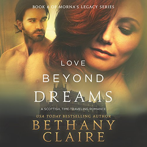 Love Beyond Dreams audiobook cover art