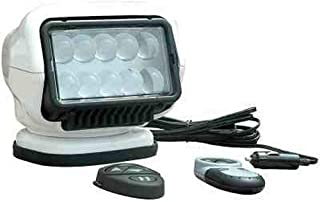 Golight Stryker Wireless Remote Control Spotlight - Handheld and Dash Mount Remote - Magnetic Mount