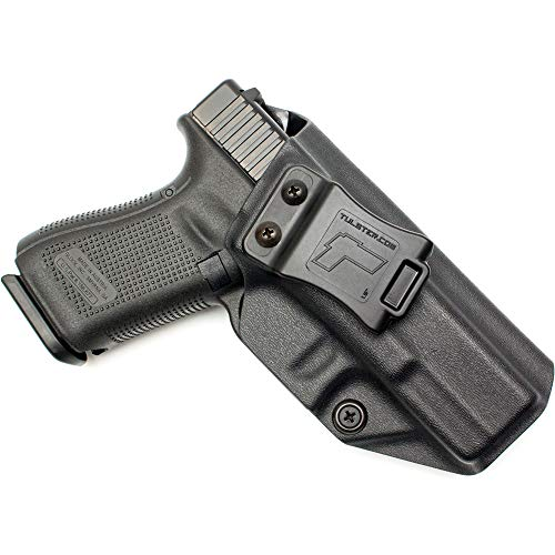 Tulster IWB Profile Holster in Right Hand fits: Glock 19/19X/23/25/32/44/45