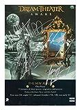 Dream Theater Signiert Autogramme 21cm x 29.7cm Plakat Foto
