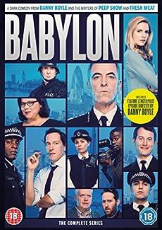 Babylon - The Complete Series