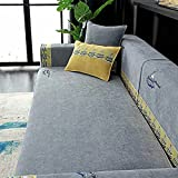 Funda de sofá Reversible, 1 Pieza, Protectores de Muebles, Funda...