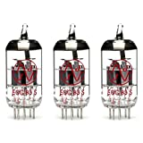 Three Pack of JJ ECC83s/12AX7 Preamp Vacuum Tube