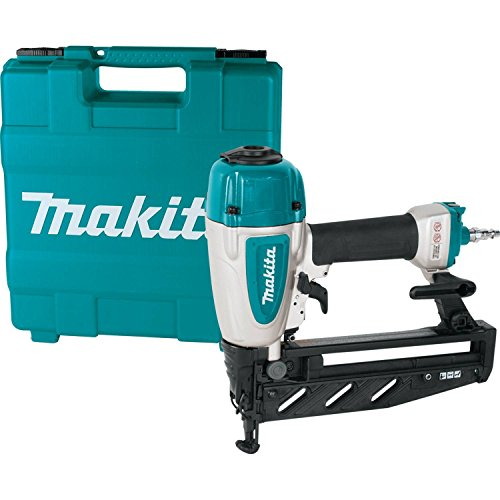Makita AF601 Pneumatische Brad tacker-25-64mm-16Ga-8 bar, multicolor