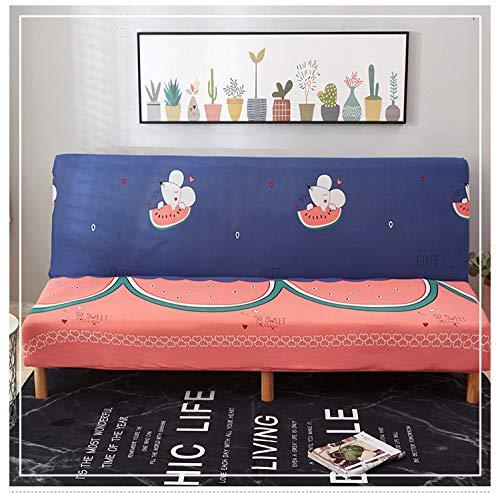 chenbyyao All-Inclusive-Schlafsofa aus einfachem Stretchgewebe,Sofabezug Stretch Sofahusse...