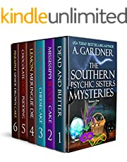 The Southern Psychic Sisters Mysteries: The Complete Season One