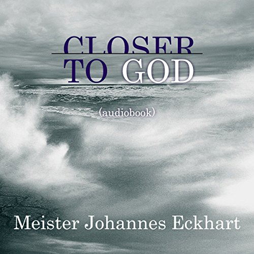 Closer to God audiobook cover art