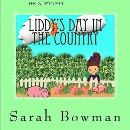 Liddy's Day in the Country audiobook cover art