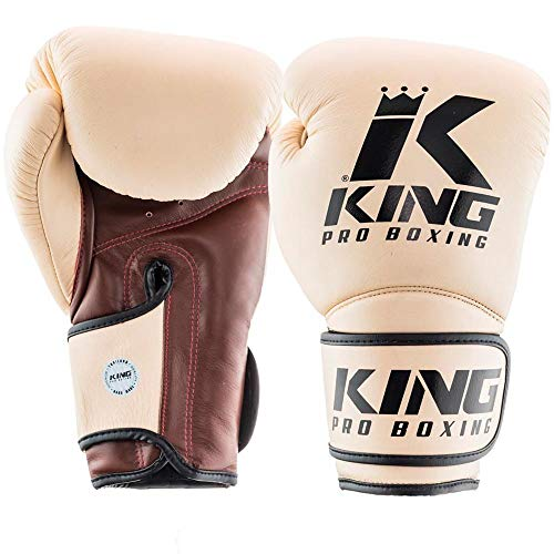 King PRO Boxing Boxhandschuhe, Star 2 Größe 14 Oz