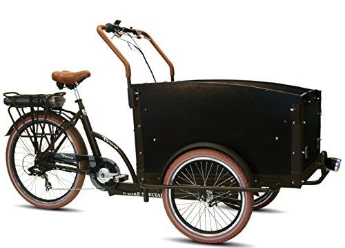 Elektro - Transportrad Voozer braun-schwarz*
